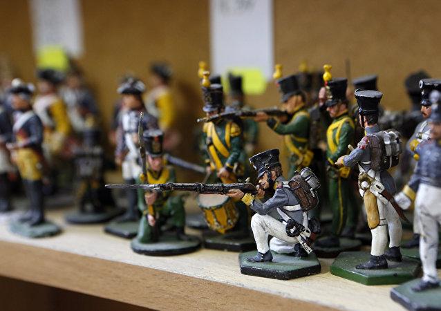 Des soldats de plomb