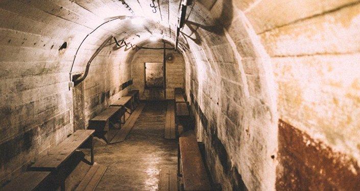 Bunker. Image d'illustration