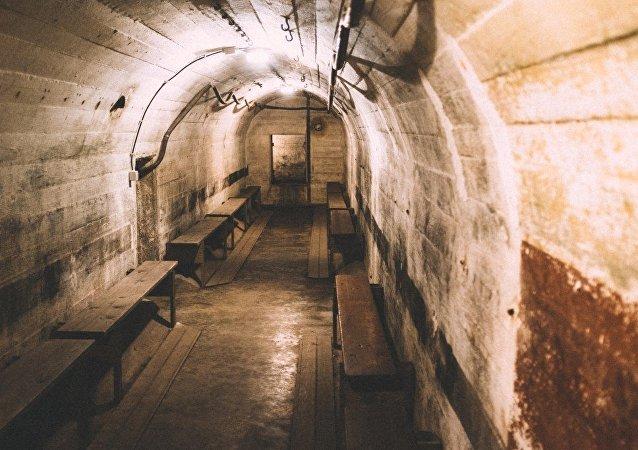 Un bunker