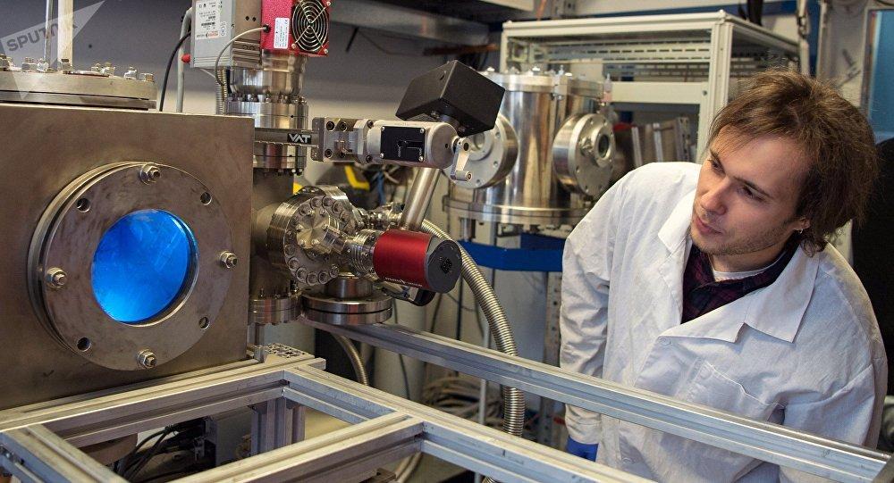 Un physicien du MEPhI (Institut d'ingénierie physique de Moscou)