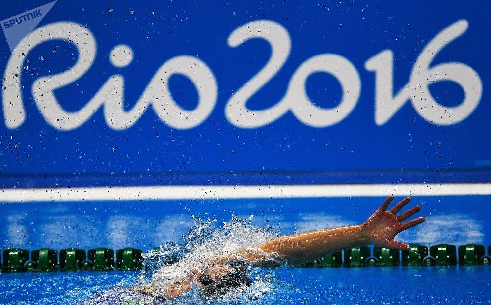 Les Jeux olympiques de Rio de Janeiro 2016