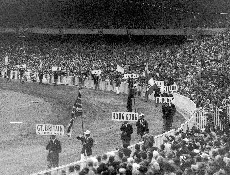 Les JO 1956 de Melbourne