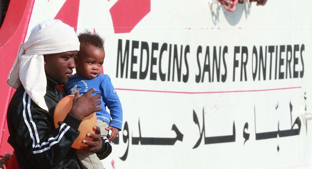 """Résultat de recherche d'images pour """"médecin sans frontière migrants"""""""