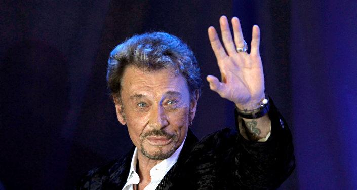 L'hommage de Stars 80 en concert à Dijon — Johnny