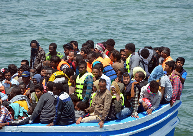 réfugiés en Tunisie