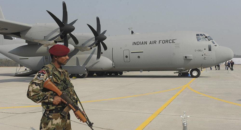 Un soldat indien