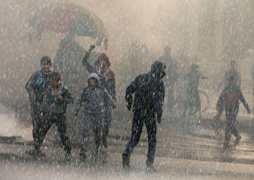 Les manifestations contre la décision US de reconnaître Jérusalem capitale d'Israël