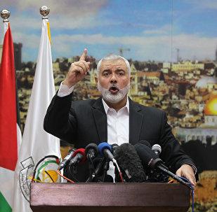 Ismaïl Haniyeh