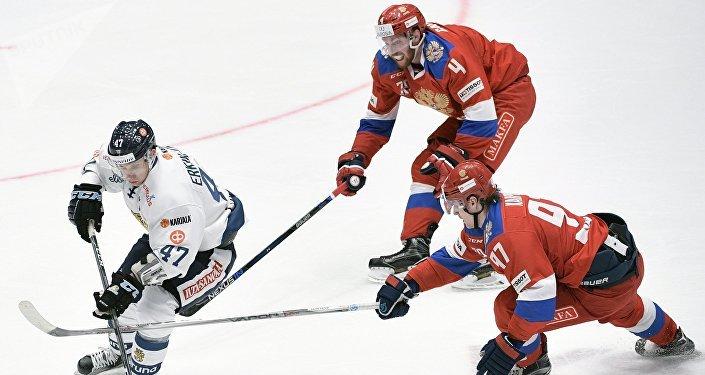 Russie - Finlande