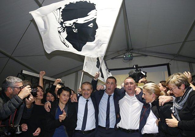 Corse: triomphe des nationalistes avec 56,5% des suffrages
