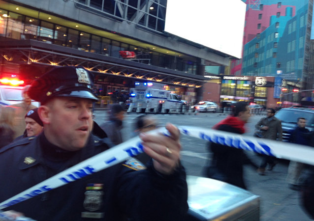 Attentat de New York