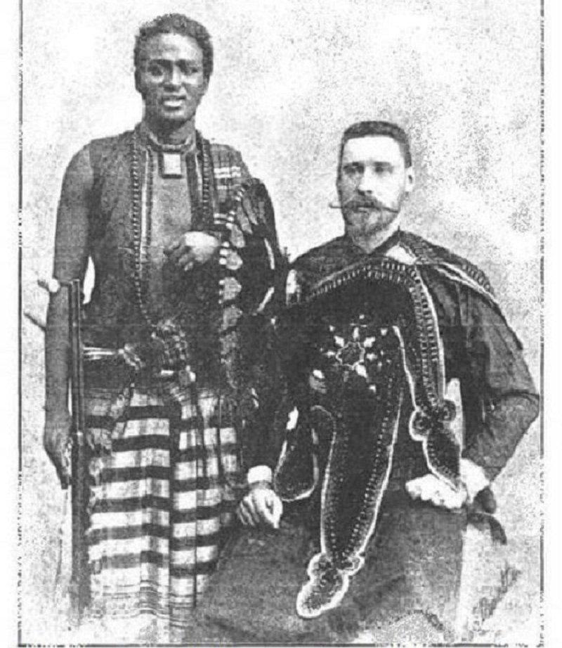 Leontiev en Éthiopie