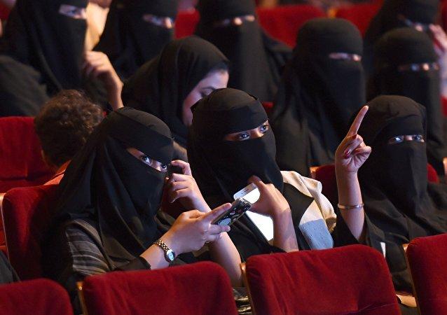 Cinéma en Arabie saoudite