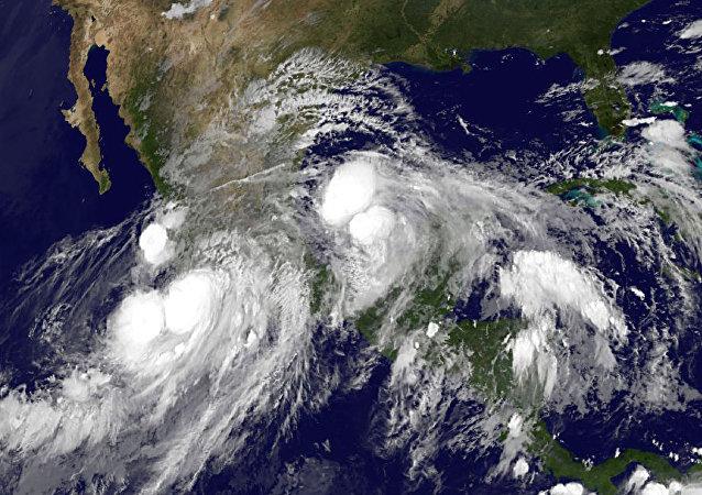 Une tempête
