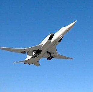 Le bombardier supersonique russe Tu-22M3