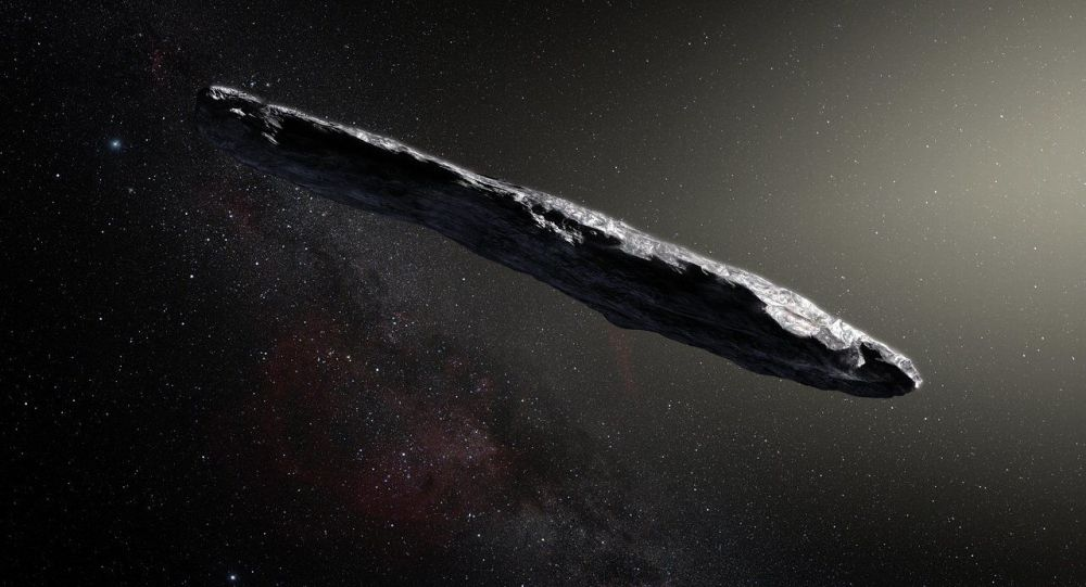 Astéroïde Oumuamua