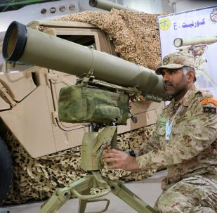 Le Salon international d'armements Gulf Defence & Aerospace 2017