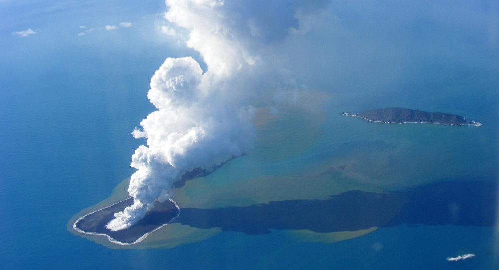 Une île nouvelle du Pacifique pourrait renseigner sur Mars (NASA) — Espace