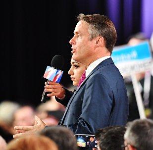 NBC News, Terence Moran, la 13e grande conférence de presse de Vladimir Poutine