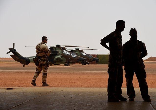militaires français au Sahel