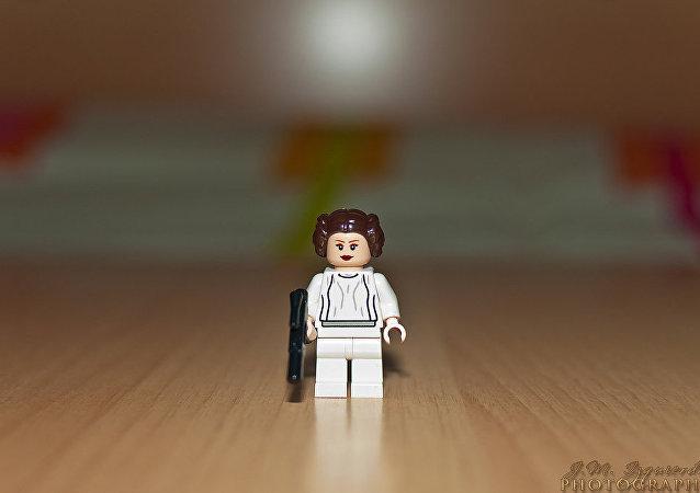 La princesse Leia Organa
