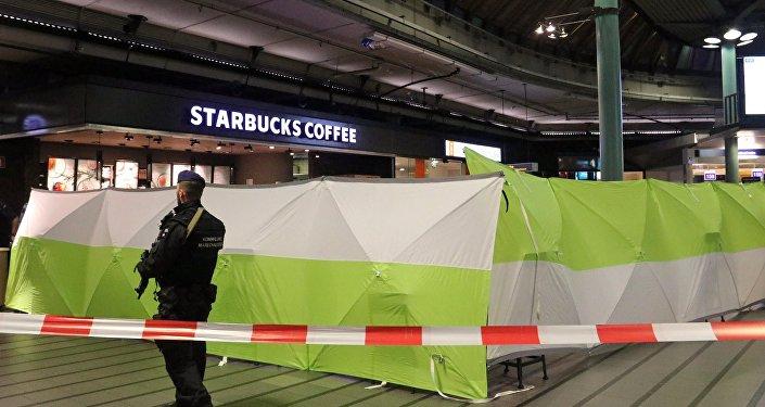 Situation à l'aéroport de Schiphol