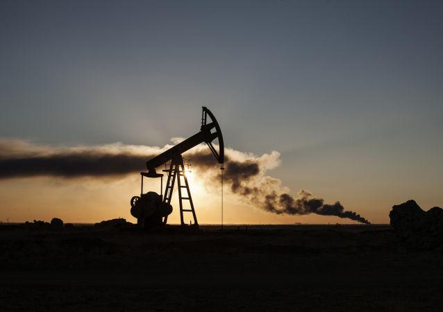 Secteur pétrolier, Syrie