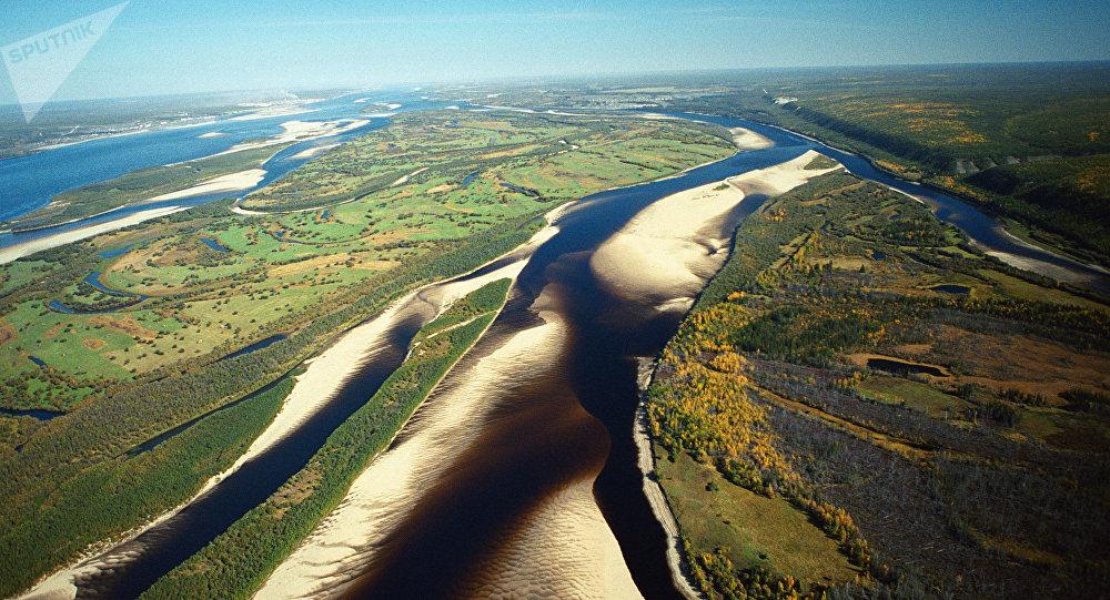 Le fleuve Lena