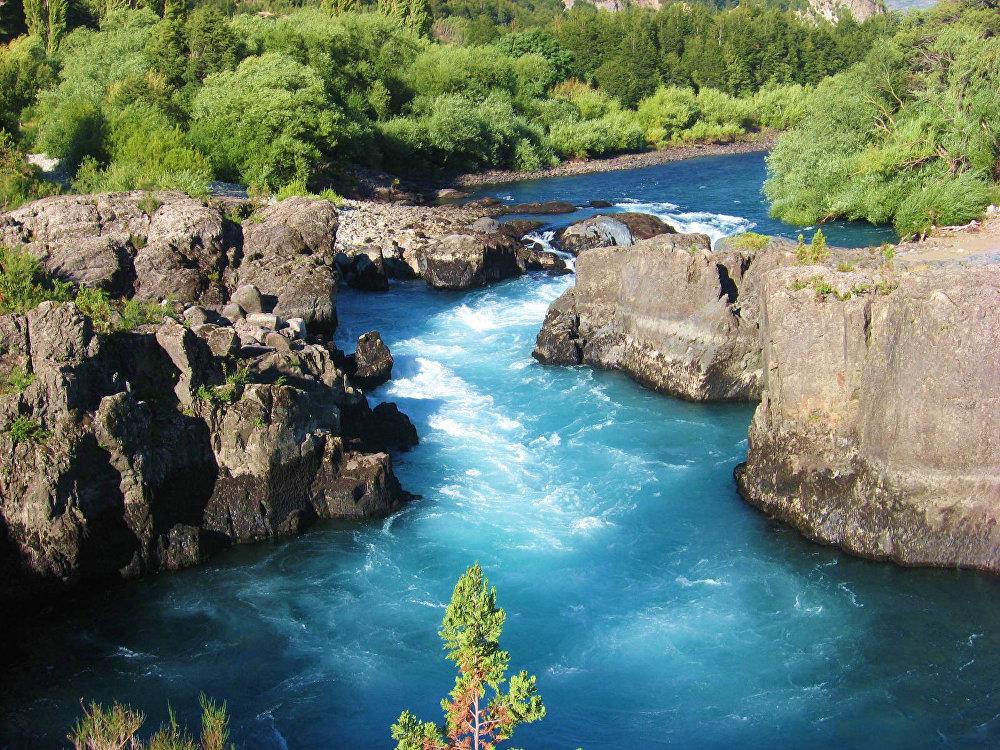 Le Rio Futaleufu