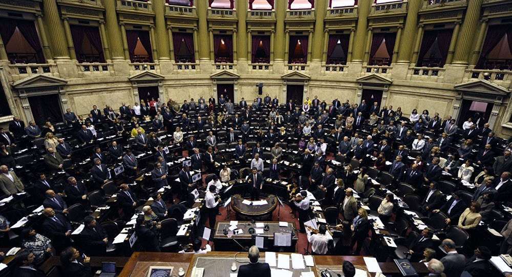 parlement, Buenos Aires