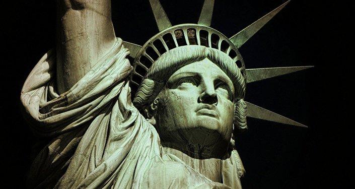 Statue de la Liberté, les Etats-Unis. Image d'illustration