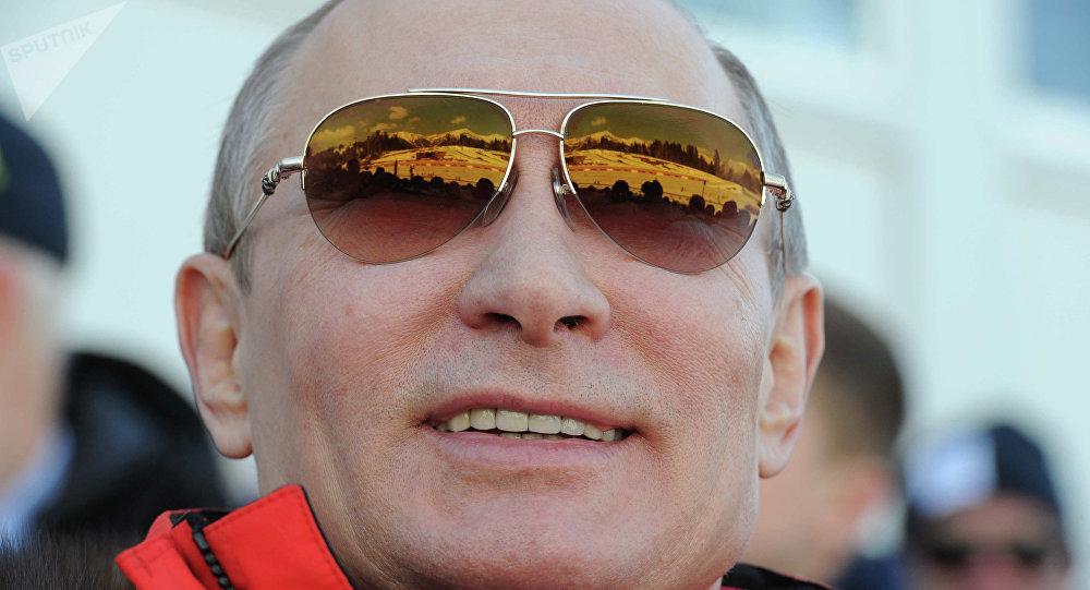 Ce dimanche, le Président russe souffle ses 66 bougies.