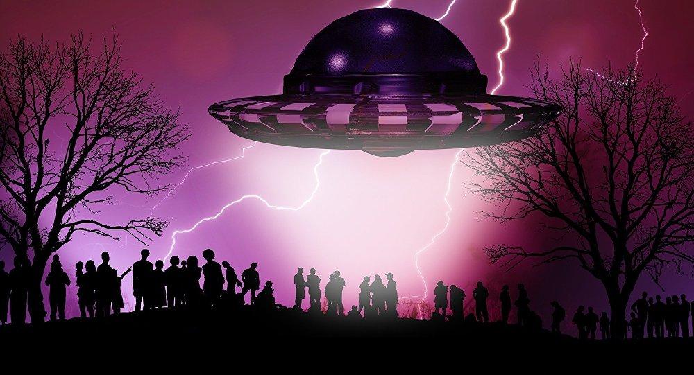 Des extraterrestres