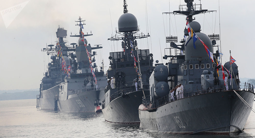 La Marine militaire russe
