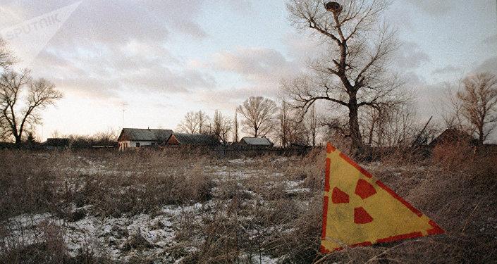 Zone morte de Tchernobyl