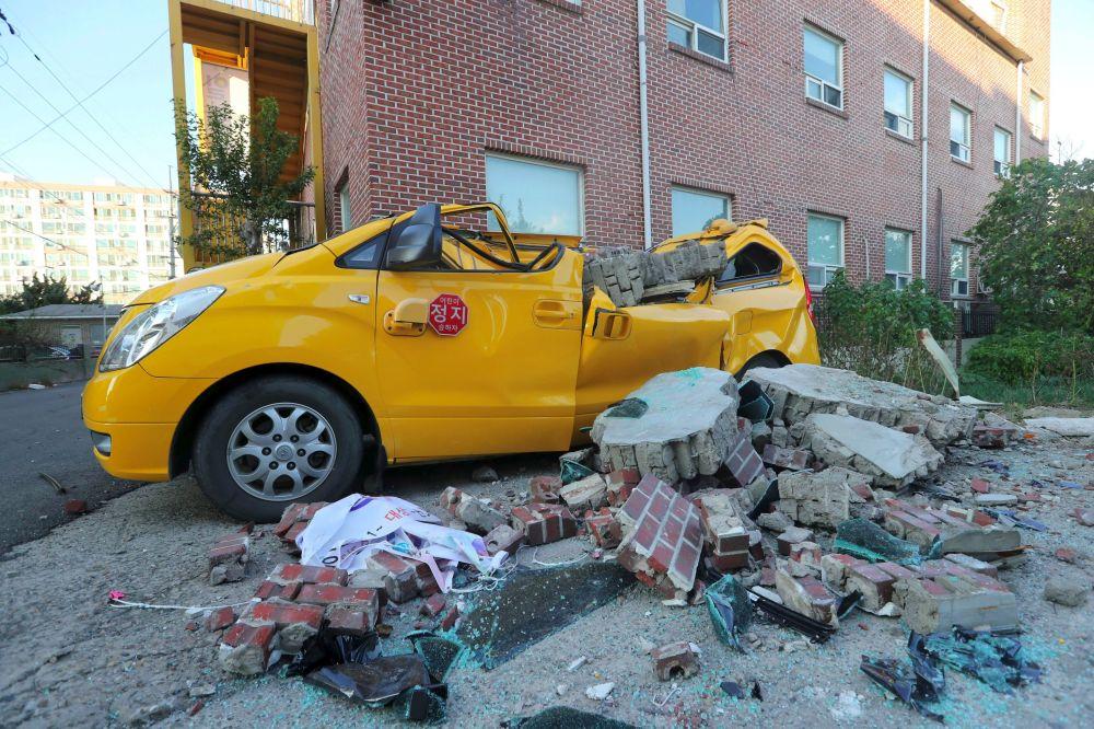 Les catastrophes naturelles de 2017