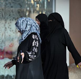 Des femmes saoudiennes