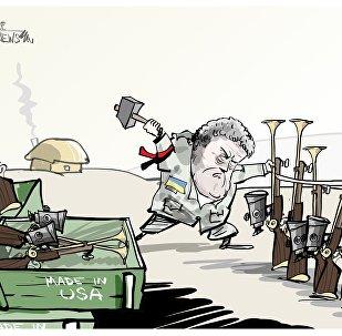 Fournir des armes US à Kiev encouragerait les nationalistes
