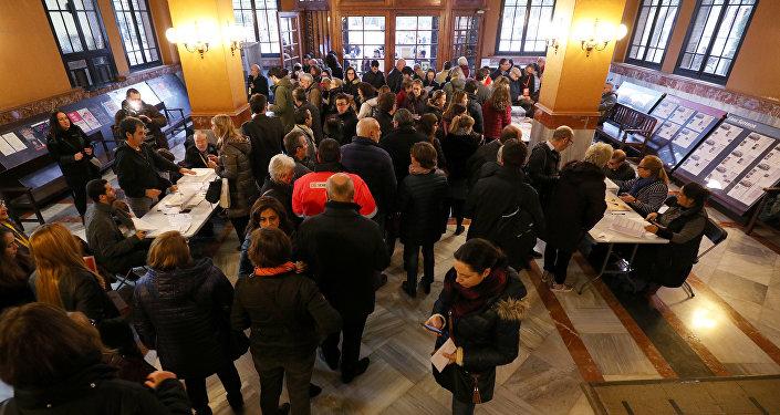 Les élections régionales en Catalogne