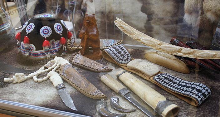 Exposition «Journées de l'Extrême-Orient» à Moscou: produits de l'artisanat local