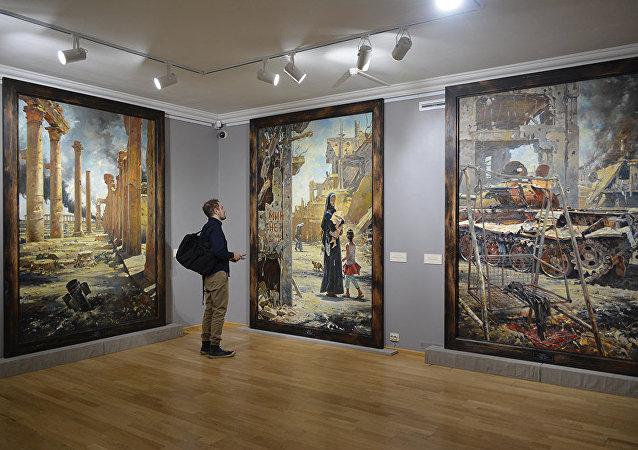 Exposition de Vassili Nesterenko