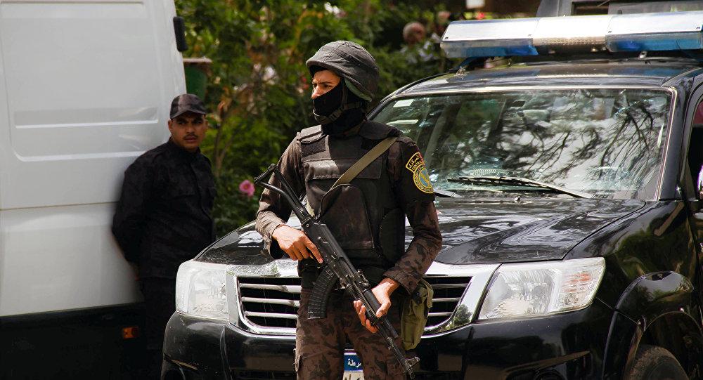Police du Caire