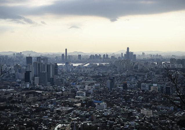 Séoul, capitale de la Corée du Sud
