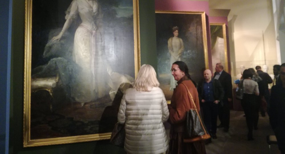 Francfort-sur-le-Main: exposition sur des princesses allemandes dans l'histoire russe