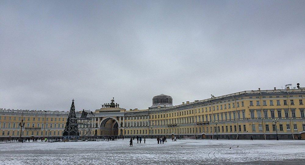 Saint-Pétersbourg