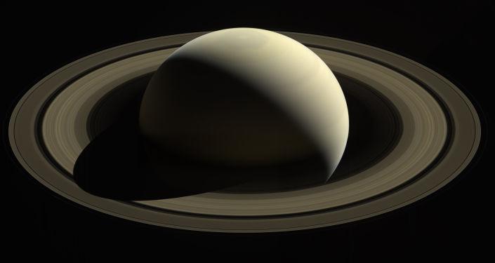 La planète Saturne