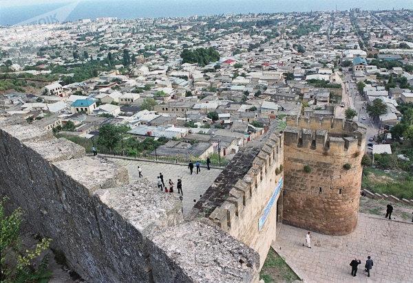 La ville de Derbent, la plus ancienne en Russie