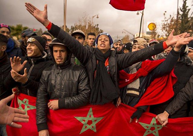 «On ira jusqu'au bout»: le Maroc face à un coup de grisou social