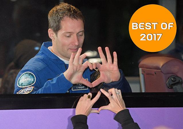 Best of 2017: Sputnik était à l'anniversaire de… Spoutnik!