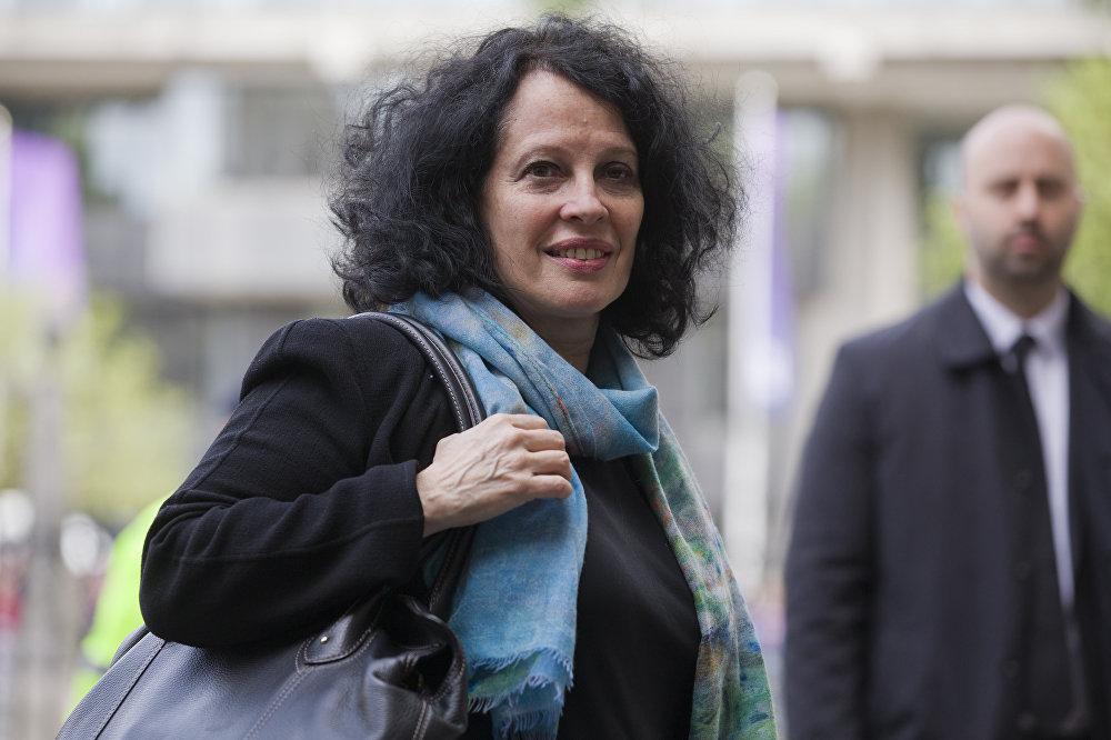 Sylvie Bermann, ambassadeur de France en Russie
